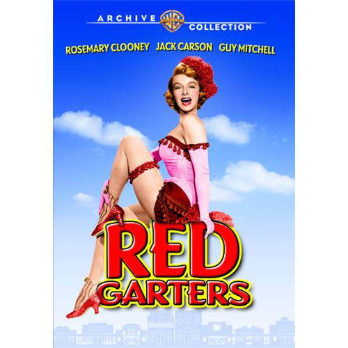 Red Garters (Pmt) DVD Movie 1954 - Music Video and Concerts Movies and DVDs
