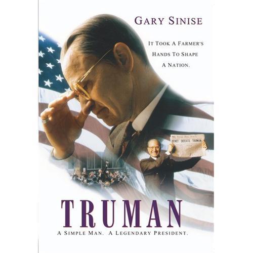 Truman DVD Movie 1995 883316791424