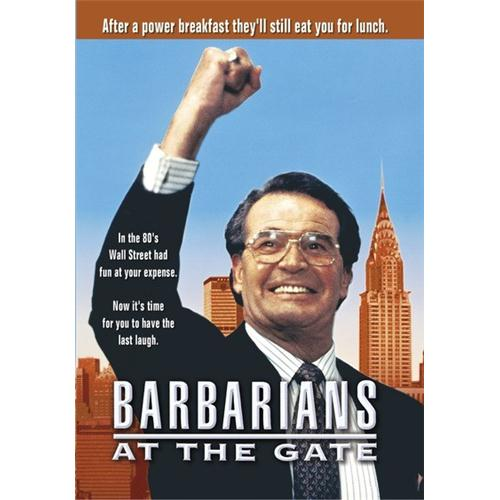 Barbarians At The Gate DVD Movie 1993 - Comedy Movies and DVDs