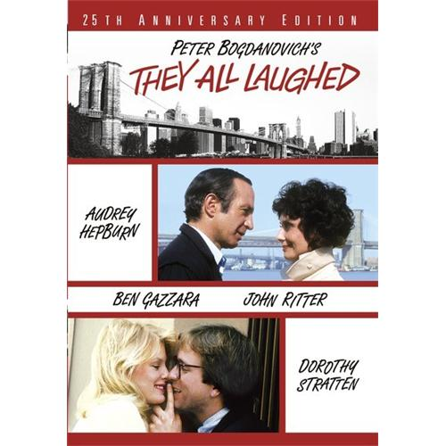 They All Laughed DVD Movie 1981 883316792209
