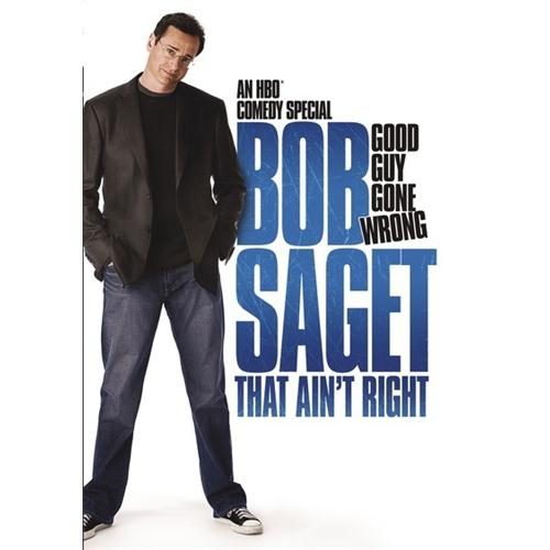 Bob Saget: That Ain't Right DVD Movie - Comedy Movies and DVDs