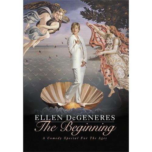 Ellen Degeneres: The Beginning DVD Movie 2000 883316799734