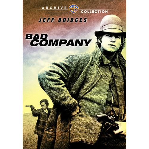 Bad Company (Pmt) DVD Movie 1972 - Drama Movies and DVDs