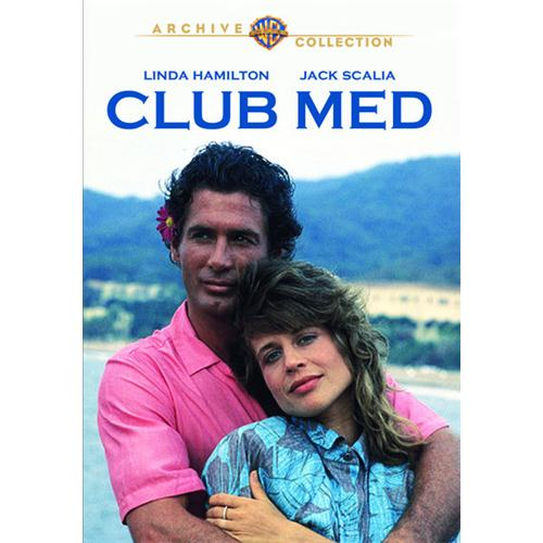 Club Med DVD Movie 1986 - Romance Movies and DVDs