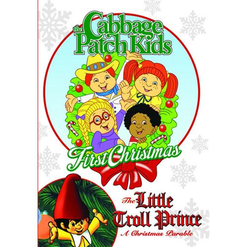Cabbage Patch Kids First Christmas/The Little Troll Prince  DVD Movie 1984; 1986 883316884577