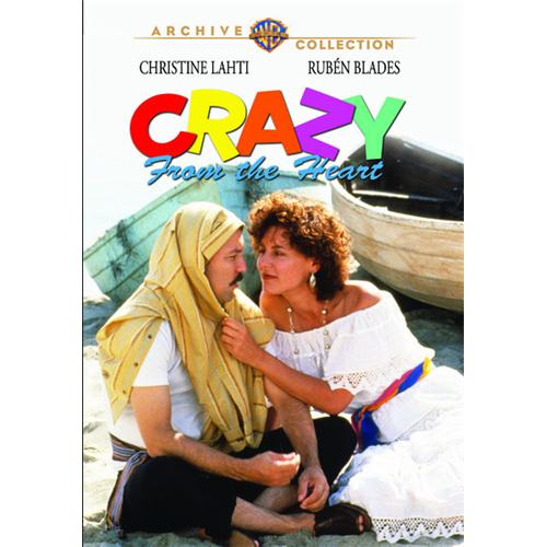 Crazy from the Heart DVD - Romance Movies and DVDs