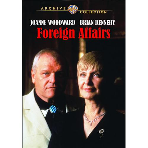 Foreign Affairs DVD - Romance Movies and DVDs