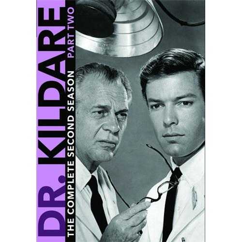 Dr. Kildare: The Complete Second Season - Back to Back 2 Pack DVD - TV Shows Movies and DVDs