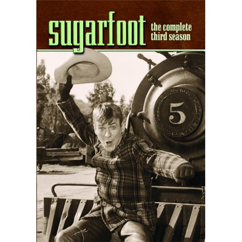 Sugarfoot: The Complete Third Season - TV Shows Movies and DVDs