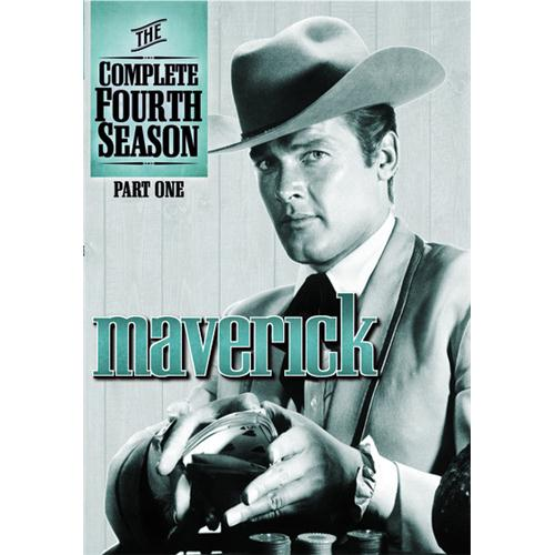 Maverick The Complete Fourth Season DVD - TV Shows Movies and DVDs