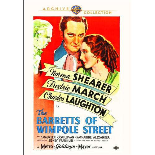 Barretts of Wimpole Street, The DVD - Drama Movies and DVDs