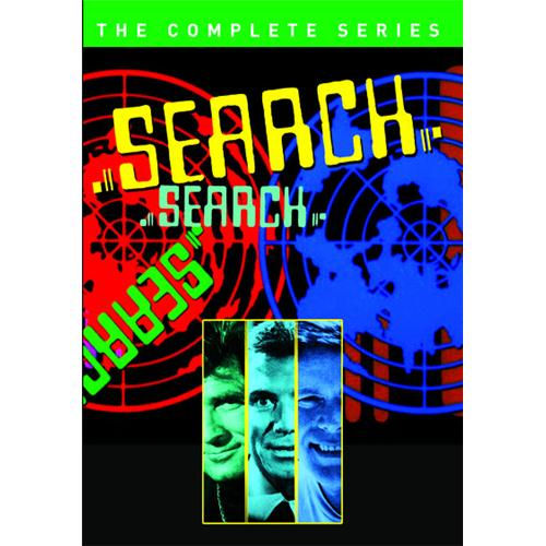 Search: The Complete Series DVD 883316987315