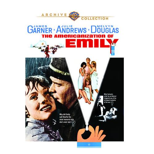 Americanization of Emily, The (BD) - Comedy Movies and DVDs