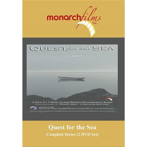 Quest For The Sea Complete Series (2 Disc Set) DVD Movie 2004 8.83629E+11