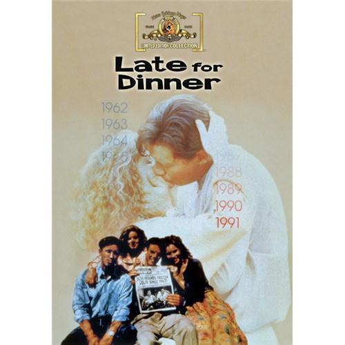 Late For Dinner DVD Movie 1991 883904201380