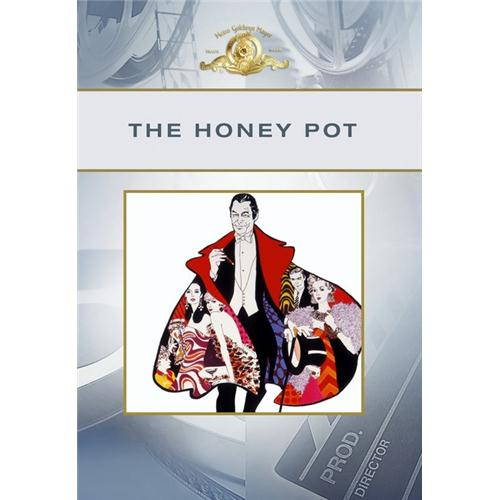 Honey Pot, The DVD Movie 1967 883904219385