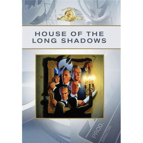 House Of The Long Shadows DVD Movie 1984 883904219392
