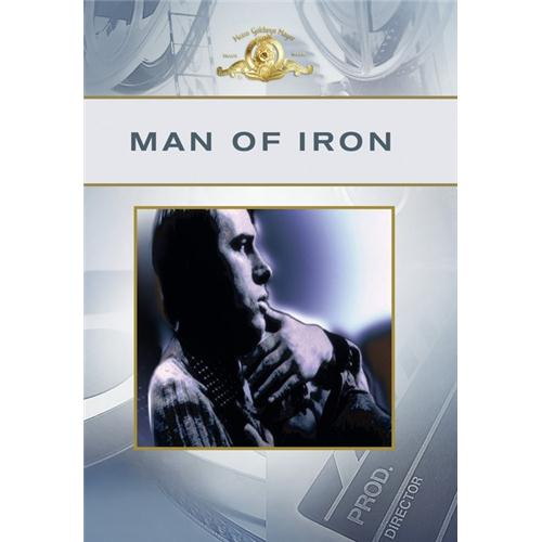 gifts and gadgets store - Man Of Iron DVD Movie 1981 - Drama - Movies and DVDs