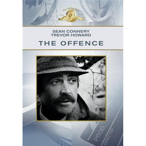 Offence, The DVD Movie 1973 8.83904E+11
