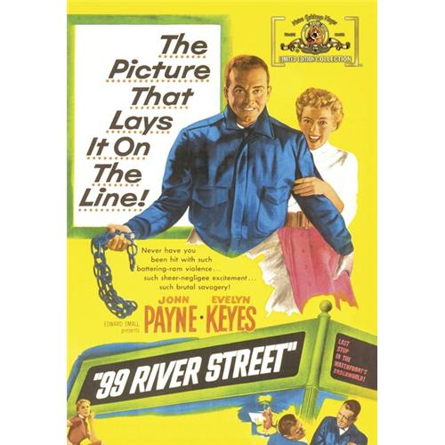 99 River Street DVD Movie 1953 - Action and Adventure Movies and DVDs