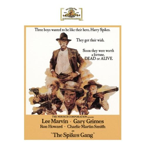 The Spikes Gang DVD Movie 1974 883904237792