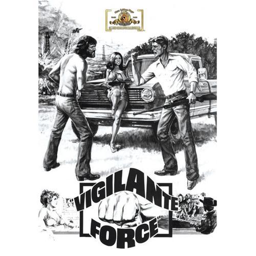 Vigilante Force DVD Movie 1976 883904237808