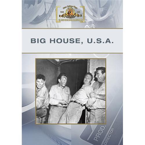 Big House_ U S A DVD Movie 1955 883904237839