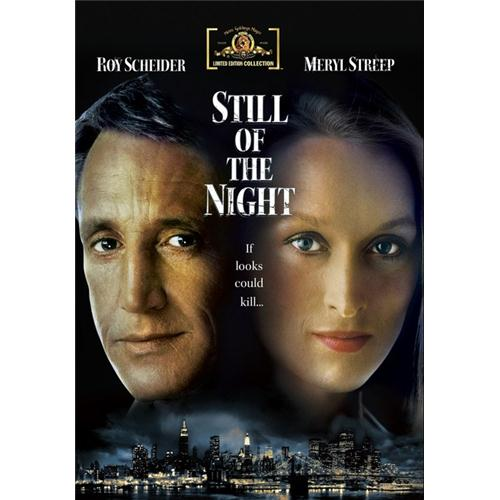 Still Of The Night DVD Movie 1982 883904237891