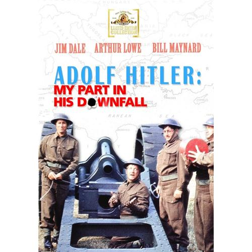 Adolf Hitler: My Part In His Downfall DVD Movie 1974 - Comedy Movies and DVDs
