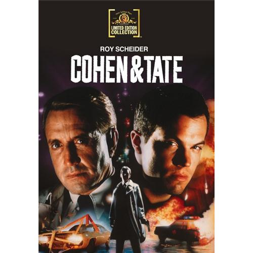 Cohen & Tate DVD Movie 1989 883904240327