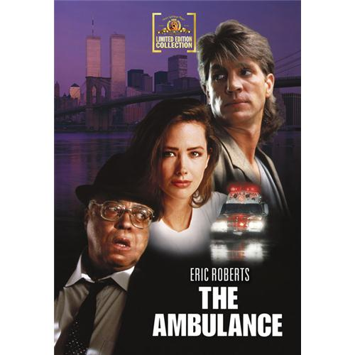 Ambulance_ The DVD Movie 1990 - Mystery and Suspense Movies and DVDs