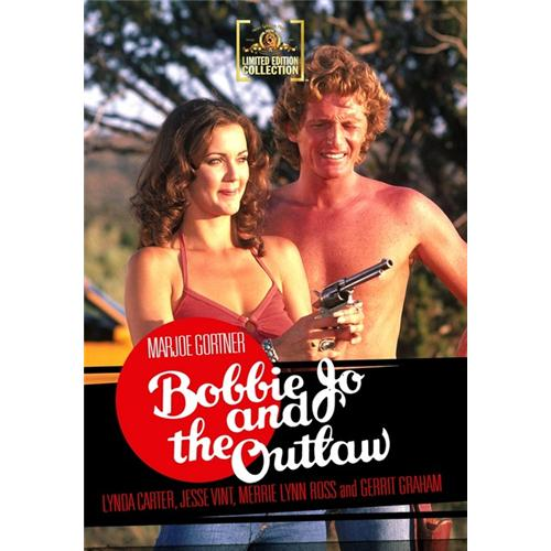 Bobbie Jo & Outlaw DVD Movie 1976 883904241010