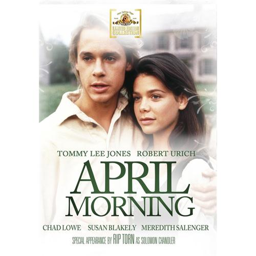 gifts and gadgets store - April Morning DVD Movie 1987 - Drama - Movies and DVDs