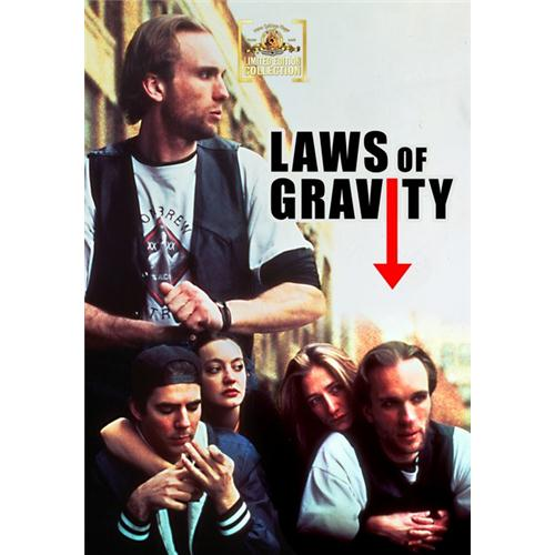 Laws Of Gravity DVD Movie 1992 883904243373