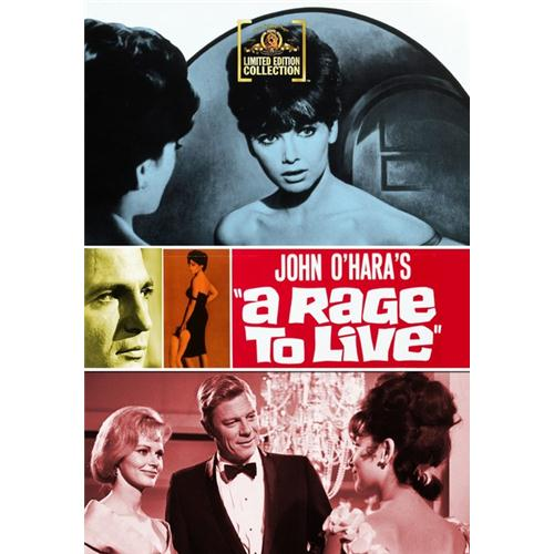 A Rage To Live DVD Movie 1964 - Drama Movies and DVDs