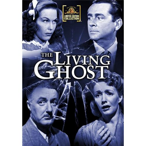 The Living Ghost DVD Movie 1942 - Mystery and Suspense Movies and DVDs