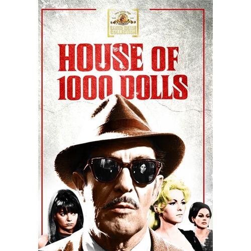 Click here for House Of 1000 Dolls DVD Movie 1967 prices