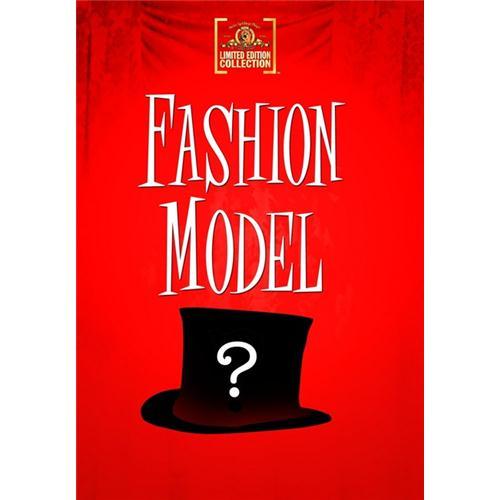 Fashion Model DVD Movie 1945 883904244158