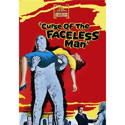 Curse Of The Faceless Man DVD Movie 1958 883904245858