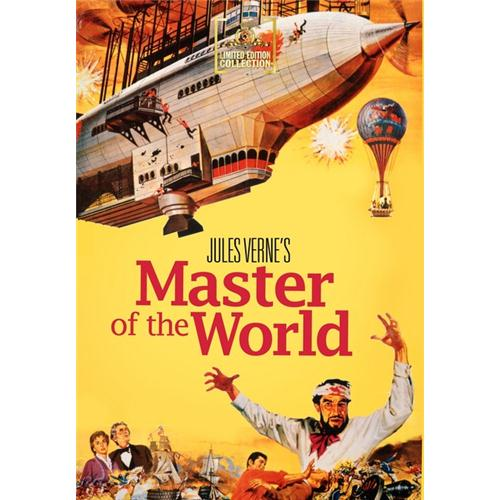 Master Of The World DVD Movie 1961 - Science Fiction Fantasy Movies and DVDs