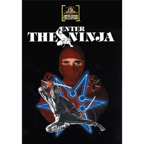 Enter The Ninja DVD Movie 1981 883904255581