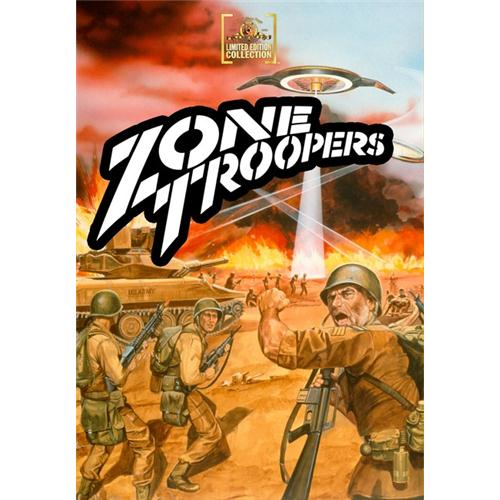 Zone Troopers DVD Movie 1985 8.83904E+11