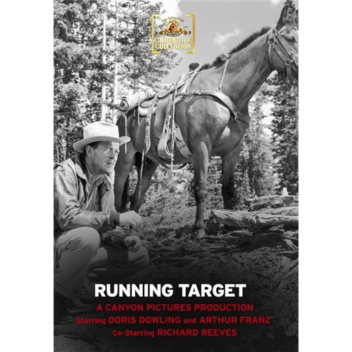 Click here for Running Target DVD Movie 1956 prices