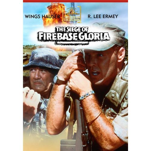 Siege Of Firebase Gloria, The DVD Movie 1989 883904261995