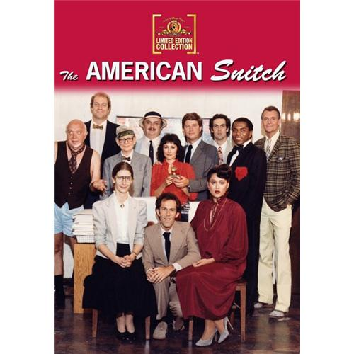 American Snitch_ The DVD Movie 1983 - Comedy Movies and DVDs