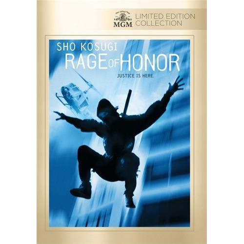 Rage Of Honor DVD-5 883904304517