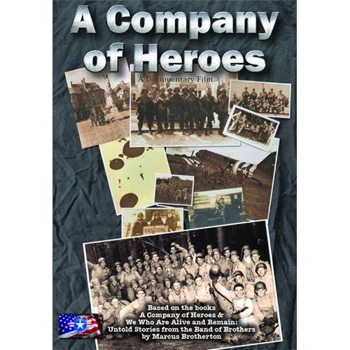 Company Of Heroes DVD Movie 2012 884501747462