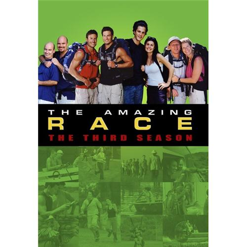 Amazing Race Season 3 DVD Movie 2002 - Drama Movies and DVDs