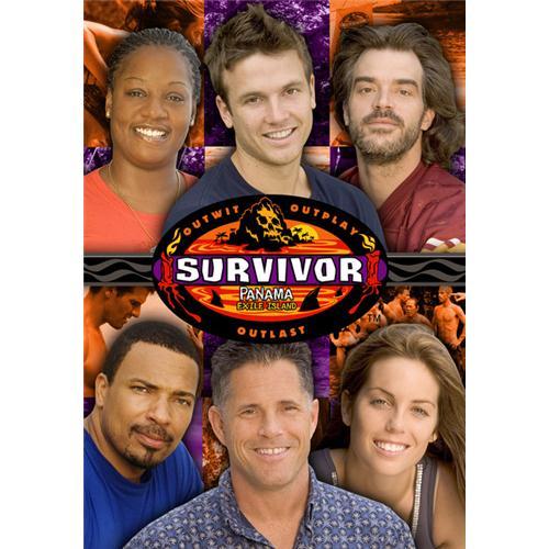 Survivor: Panama - Exile Island (2006) DVD Movie 2006
