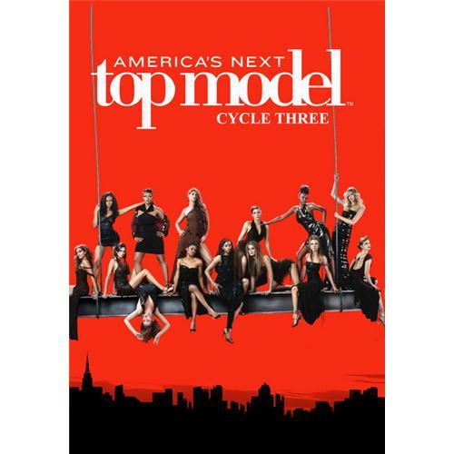 Americas Next Top Model, Cycle 3 DVD Movie 2004